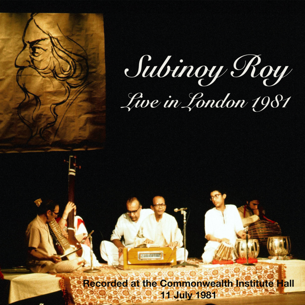 Subinoy Roy Live in London 1981